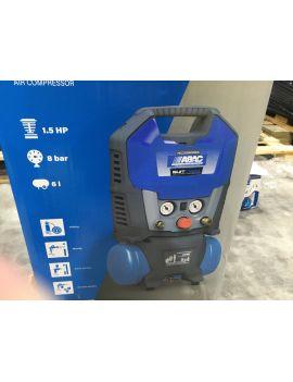 Compresseur à piston ABAC 6L 1.5CV SUITECASE 6