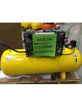 Compresseur à piston A29B/200 CM3 BASELINE