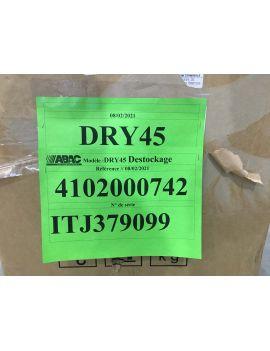 Sécheur frigorifique - DRY  45  - Sécheur d'air ABAC 45m3/h