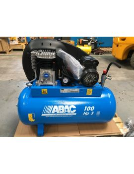 Compresseur à piston 3CV, 100 L - A29B 100 CM3