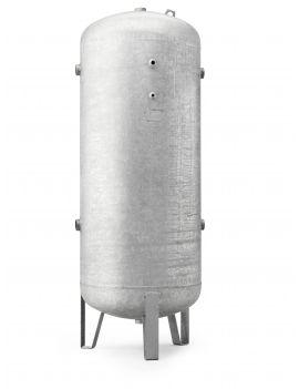 Réservoir vertical galvanisé 1500 BP