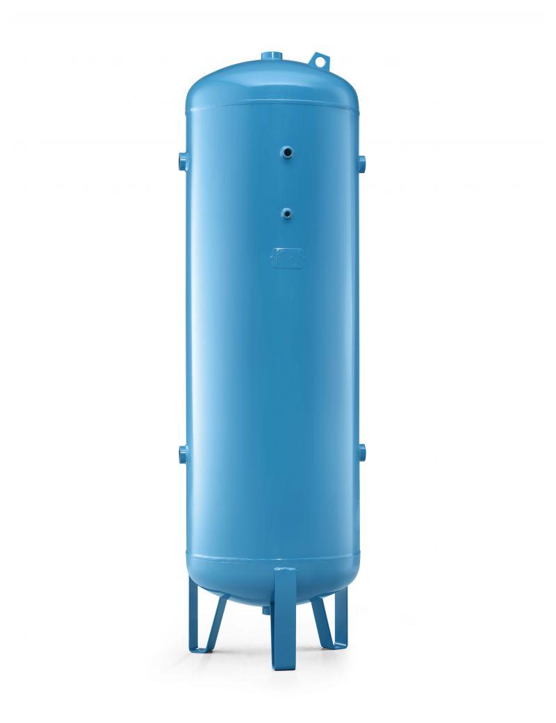 Réservoir vertical 1000L 12b peint