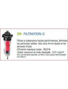 """Filtre C 15 (1/2"""" G)"""